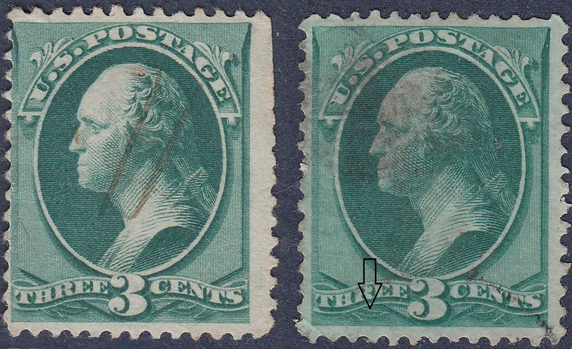 Usa Varieties And Types Of Postage Stamps World Stamps