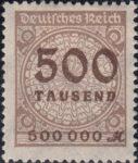deutsches-reich-1923-rosette-plate-error-500t