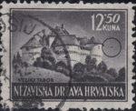 Croatia postage stamp 12.50 kn, Veliki Tabor: An