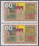 Leipzig garden stamp error