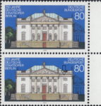 German State Opera in Berlin stamp error