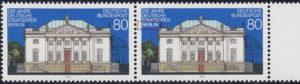 German State Opera in Berlin stamp error
