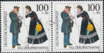 Germany Stamp Day postage stamp error