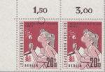Berlin postage stamp error holidays for children