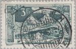 Switzerland, postage stamp retouching: Die Mythen