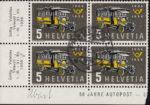 Switzerland: postage stamp error, post bus