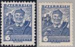 Austria, postage stamp type, 6 groschen, Winzer aus der Wachau, Niederösterreich