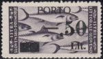 Slovene Littoral postage due stamp Type 2b