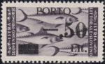 Slovene Littoral postage due stamp Type IIc subtype 3
