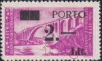 Slovene Littoral postage due stamp overprint error Type Ib