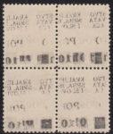 Yugoslavia Bosnia Herzegovina postage due stamp overprint offset error