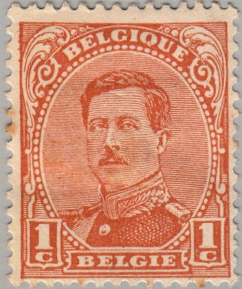 Belgium Varieties And Types Of Postage Stamps World