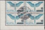 Switzerland 1924 airmail stamp error