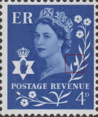 Great Britain Elizabeth Ii Wilding Definitives